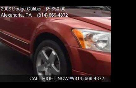 Dodge Caliber Awd From El Paso 79947 TX USA