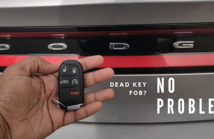 Dead Key Fob No Problem in Madison 32340 FL