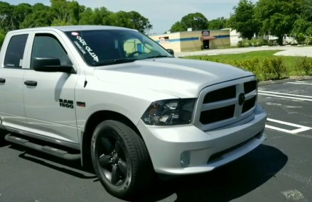 My 2017 Ram 1500 Express Quad Cab in City 39191 Wesson MS