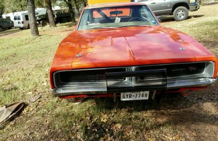 BARN FIND 1970 Dodge Charger R/T and General Lee Charger Within Zip 17301 Abbottstown PA