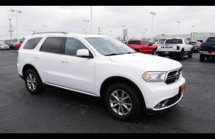 2015 Dodge Durango Limited AWD For Sale Dayton Troy Piqua Sidney Ohio   28192AT Orange California 2018