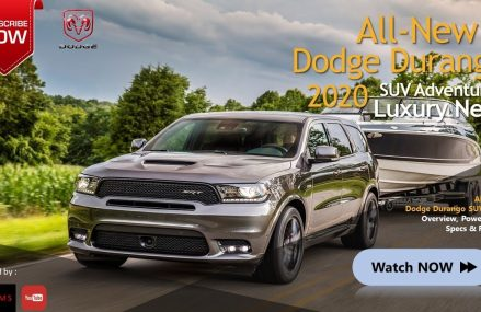 All New 2020 Dodge Durango SRT SUV, Amazing SUV Luxury & Cool Car Overview Chattanooga Tennessee 2018