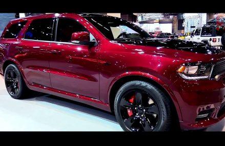 NEW 2019 – Dodge Durango SRT 6.4l V8 475hp Super Sport SUV – Interior and Exterior 1080p 60fps Arlington Texas 2018