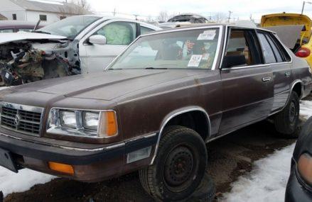 Dodge Stratus Junkyard at Saint Cloud 56302 MN