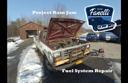 1984 Dodge Ram W250 Fuel System Repair From 65773 Wasola MO