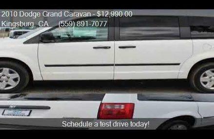 2010 Dodge Grand Caravan C/V 4dr Cargo Mini Van for sale in For Luxemburg 54217 WI