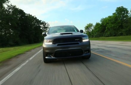 Dodge Durango SRT  2019 world premiere New York City New York 2018