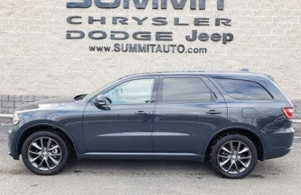 9804 2018 DODGE DURANGO BRUISER GRAY GT FOND DU LAC OSHKOSH WISCONSIN www.SUMMITAUTO.com Scottsdale Arizona 2018