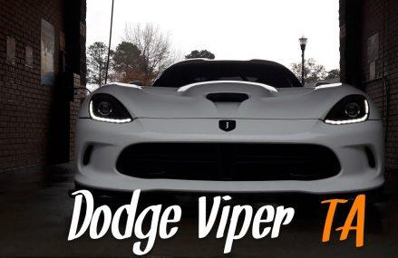 Dodge Viper White  Meridian Speedway, Meridian, Idaho 2018