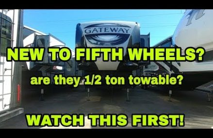 New to Fifth Wheel RVs?  WATCH THIS FIRST! Part 1 From Migrate 41904 KY