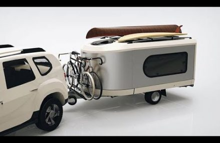 Tipoon Expanding Camper Trailer From Mumford 14511 NY