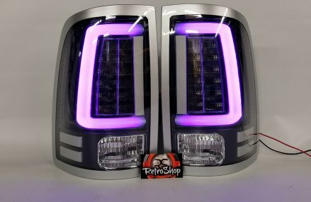 Custom Recon OLED Ram Tail lights at 61485 Victoria IL