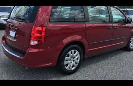 2015 Dodge Grand Caravan AVP/SE in Columbus, GA 31904 in New Orleans 70163 LA