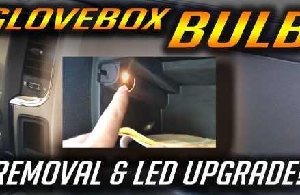 Dodge RAM GLOVE BOX LIGHT BULB –  2009 -2018 –  Removal UPGRADE in City 81656 Woody Creek CO