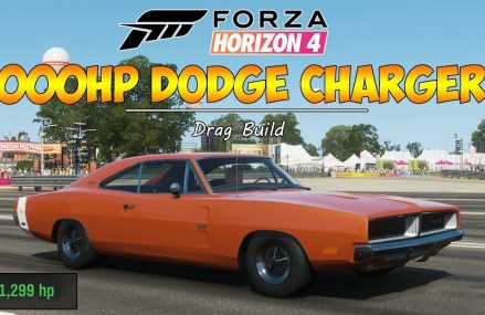 Forza Horizon 4 – 1,000HP DODGE CHARGER DRAG BUILD! in 78756 Austin TX