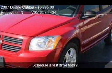 Dodge Caliber Muffler in Asherton 78827 TX USA