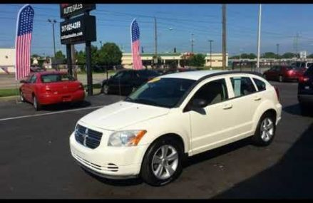 Dodge Caliber Hatchback From Three Rivers 78071 TX USA