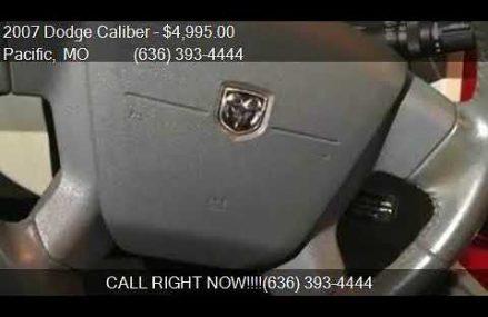 Dodge Caliber Rt Near Amarillo 79186 TX USA