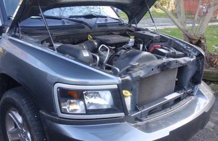 Dodge Dakota Spark-plug change Austin Texas 2018