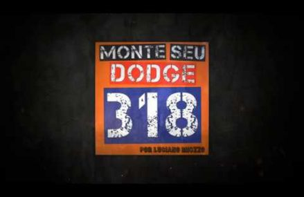Instalando o Motor V8 318 de um Dodge Charger – TIME LAPSE VÍDEO – MONTE SEU DODGE 318 From 72312 Barton AR