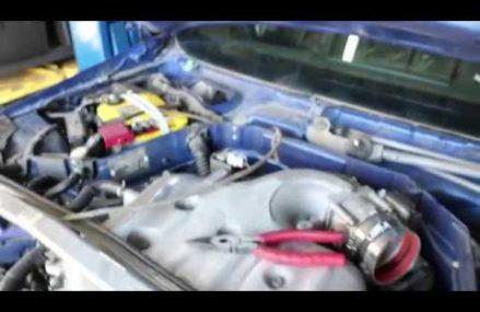 Dodge Caliber Vacuum Line Near Reagan 76680 TX USA