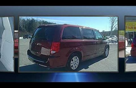 2017 Dodge Grand Caravan SXT in Rockland, ON K4K1K7 For Lothian 20711 MD