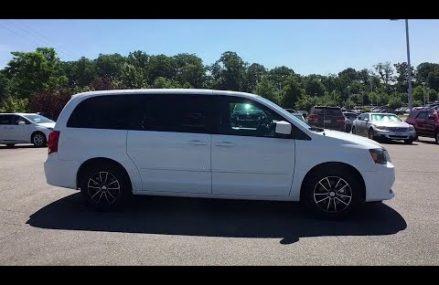 2016 Dodge Grand Caravan Woodbridge, Springfield, Manassas, Fredericksburg, Fairfax, VA PGW0013 in Lowell 49331 MI