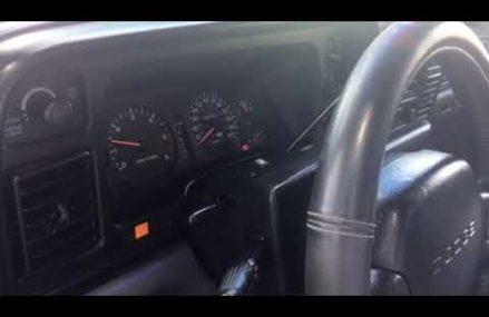 1994 Dodge Ram Magnum V8 Supercharged Regular Cab Startup Area Code 20016 Washington DC