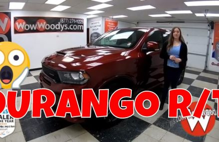 2018 Dodge Durango 18HT31 Review | Video Walkaround | Used SUVs for sale at Wowwoodys Fort Wayne Indiana 2018