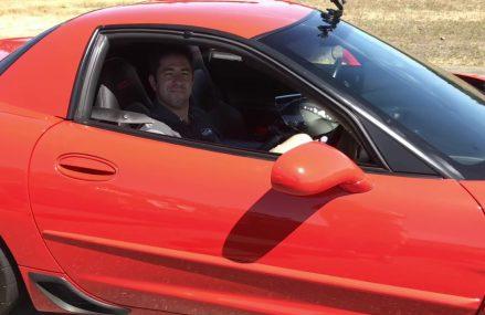 Dodge Viper Automatic Near Unity Raceway, Unity, Maine 2018