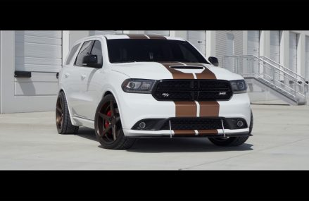 Dodge Durango RT | Velgen Wheels Classic5 | 22″ Fort Lauderdale Florida 2018