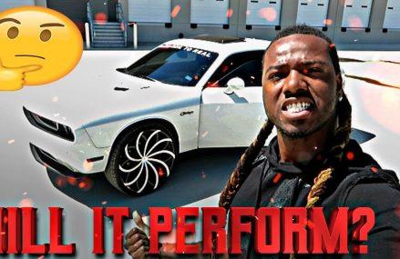 WILL MY RT CHALLENGER STILL DO A BURNOUT ON 26s!!! Around Zip 31192 Atlanta GA