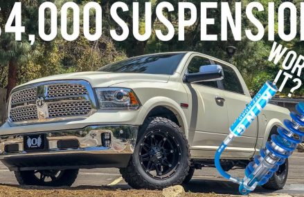Are King Shocks REALLY Worth $4,000? Jay Flat Out | CJC Off Road Level Ram 1500 From 46794 Wawaka IN