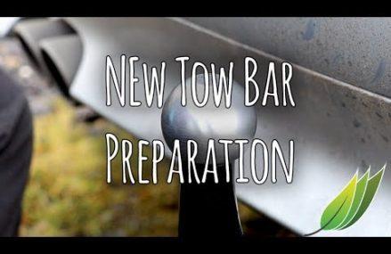 Brand new tow bar preparation before towing Near Napakiak 99634 AK