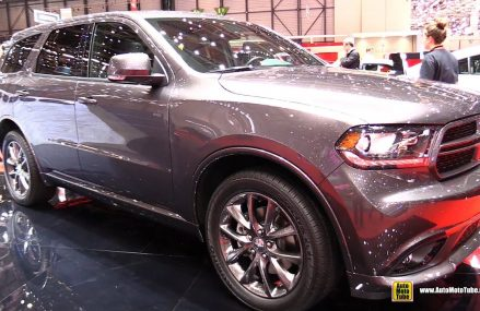 2015 Dodge Durango RT AWD – Exterior and Interior Walkaround – 2015 Geneva Motor Show Fort Lauderdale Florida 2018