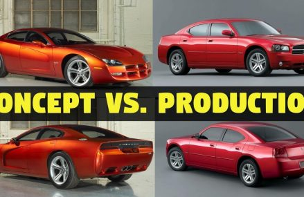 Concept Cars vs. The Real Thing – 1999 Dodge Charger R/T Around Zip 2703 Attleboro MA