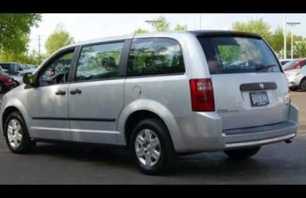 Used 2008 Dodge Grand Caravan Saint Paul White-Bear-Lake, MN #W86612A – SOLD From Los Angeles 90043 CA