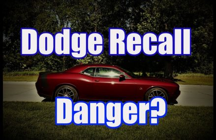 Dodge Recalls 4.8 Million Cars Including Challenger & Charger! in 41603 Banner KY