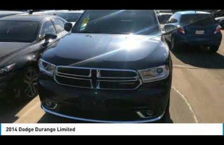 2014 Dodge Durango Ft. Worth Tx, Arlington TX, Grapevine TX U171524B Shreveport Louisiana 2018