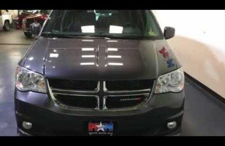 Used 2017 Dodge Grand Caravan Christiansburg VA Blacksburg, VA #X52593 – SOLD in Manchester 6045 CT