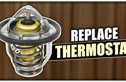 How to Replace the Thermostat on a 2005 Dodge Dakota or Durango Overland Park Kansas 2018