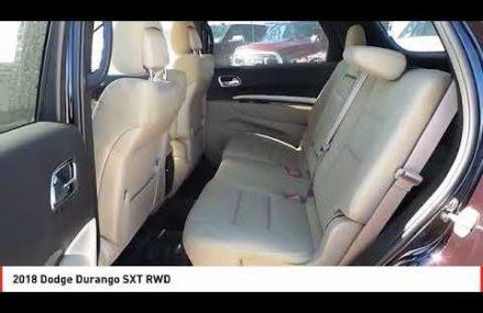2018 Dodge Durango Odessa TX JC316932 Grand Prairie Texas 2018