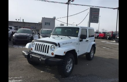 2012 Jeep Rubicon 4×4 | Airdrie Dodge | 2 Door | Manual Transmission | Dual Tops For Monhegan 4852 ME