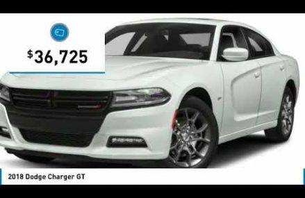 2018 Dodge Charger JH316597 Now at 35545 Belk AL