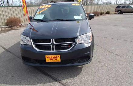 2013 Dodge Grand Caravan SXT #318084 Village Auto – www.VillageAutoOnline.com For Madison 62060 IL