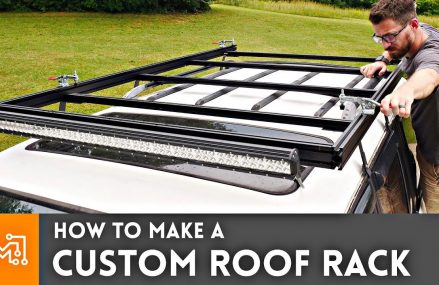 How to Make a Custom Roof Rack Phoenix Arizona 2018