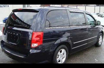 2011 Dodge Grand Caravan Navigation,Camera,Dvd,No Accident* at Max Meadows 24360 VA