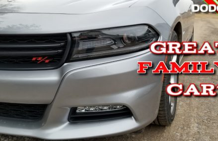 Is The Dodge Charger a Great Family Car? Let's Review 5 Reasons It Is. For 49357 Ada MI