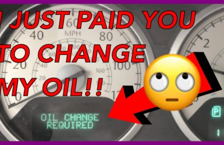 How to reset your oil change light (When the person you paid forgot too!🙄) in Los Angeles 90101 CA
