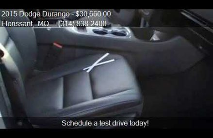 2015 Dodge Durango Limited AWD 4dr SUV for sale in Florissan Fayetteville North Carolina 2018